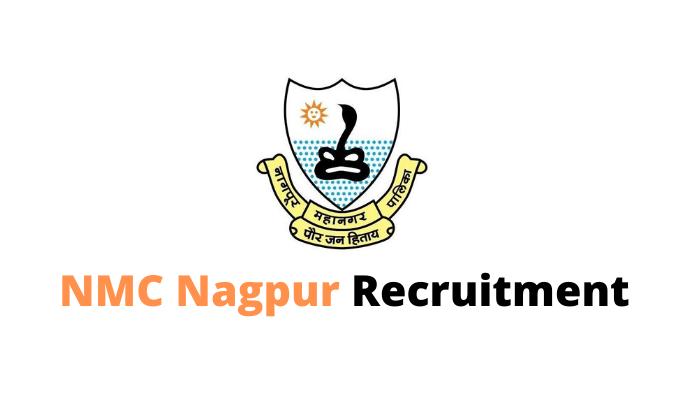 NMC Nagpur Recruitment