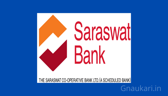 saraswat Bank Recruitment 2021