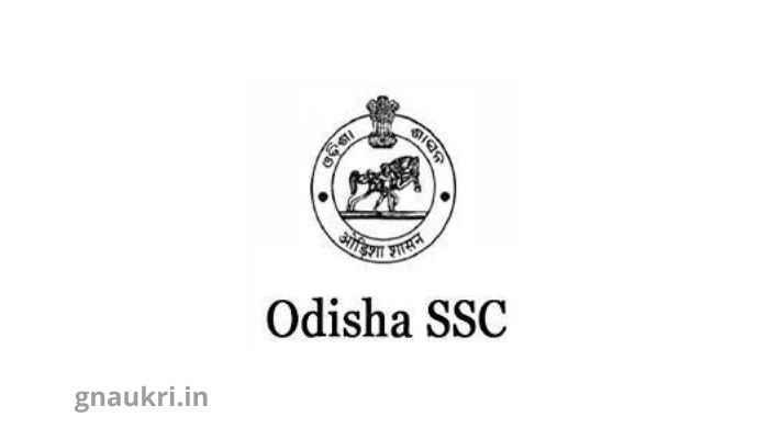 Odisha Staff Selection Commission (OSSC)